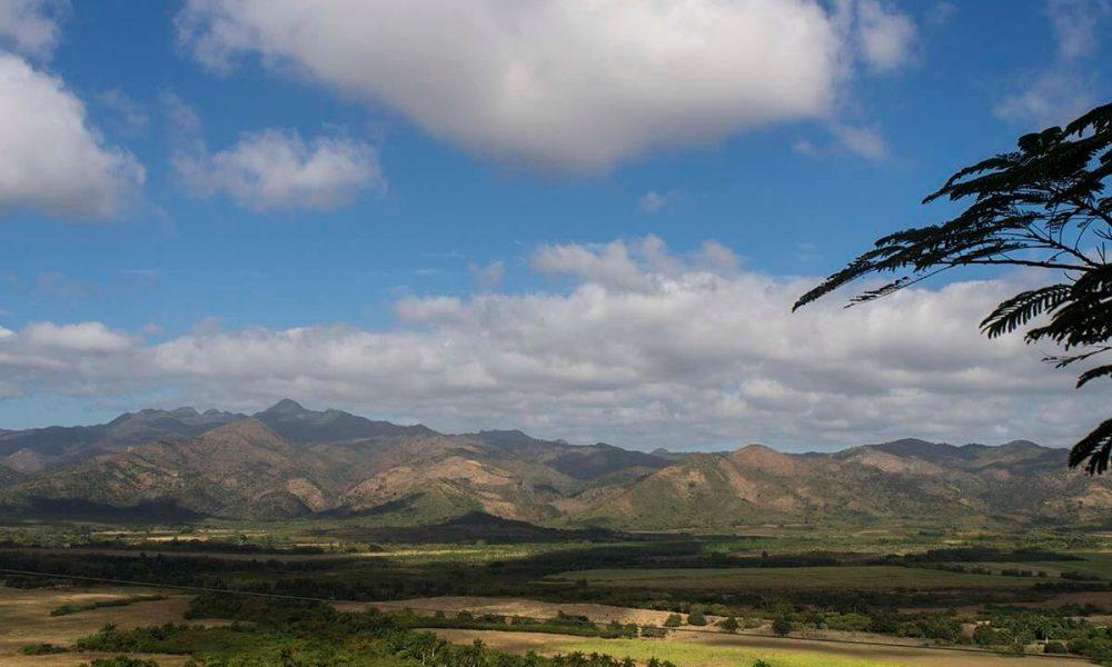 Cuba sitios de interes Trinidad Valle de Ingenios