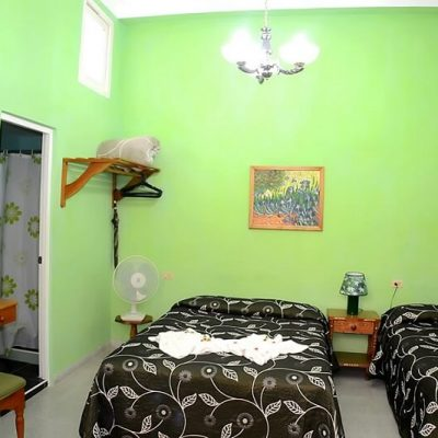 Cuba rondreis Cuba met kinderen casa particular en Villa Clara 2