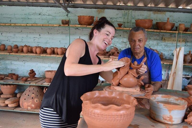 Cuba rondreis Het andere deel van Cuba Camaguey samen werken