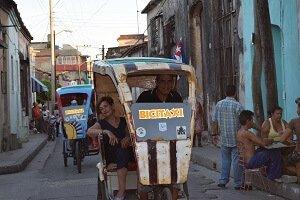 Cuba rondreis Het andere deel van Cuba bicitaxi