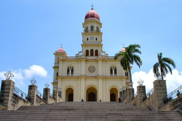 Cuba bezienswaardigheden Santiago de Cuba Kerk