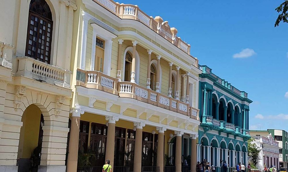 Cuba bezienswaardigheden Santa Clara centrum van de stad