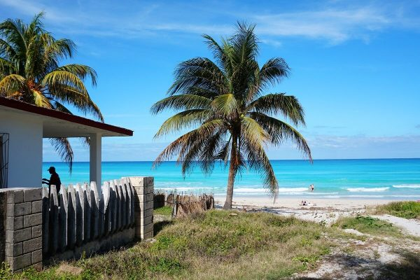 Cuba sites of interest Varadero beach house