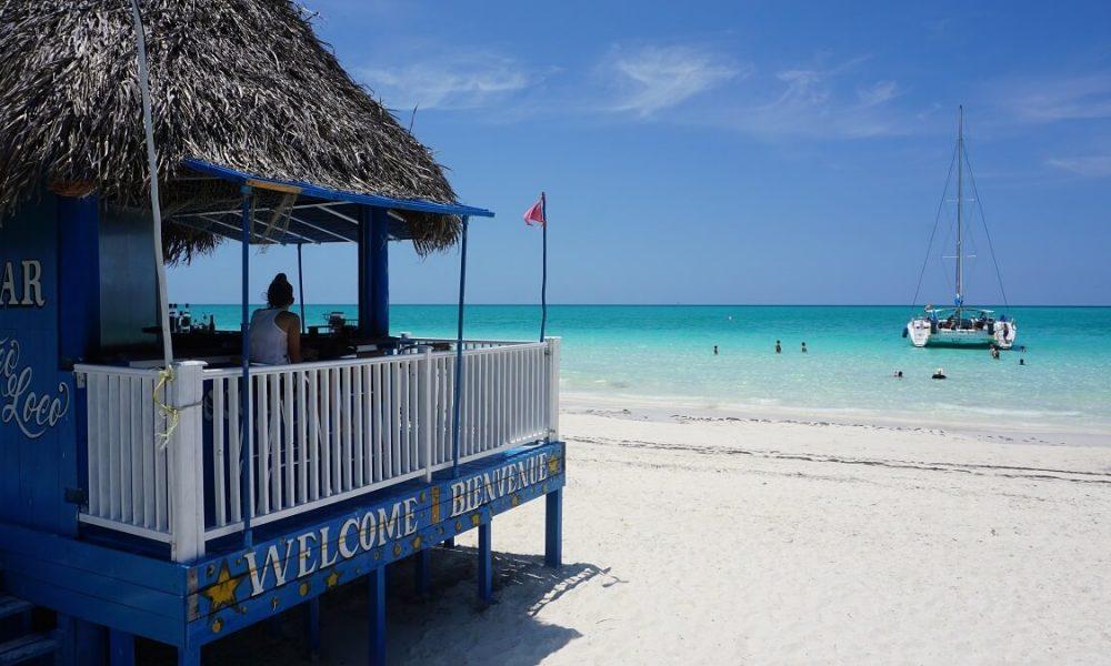 Cuba bezienswaardigheden Moron strand witte zand
