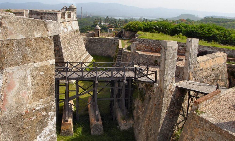 Cuba sites of interest Santiago de Cuba Fort