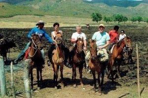 Cuba rondreis Excursie paardentocht