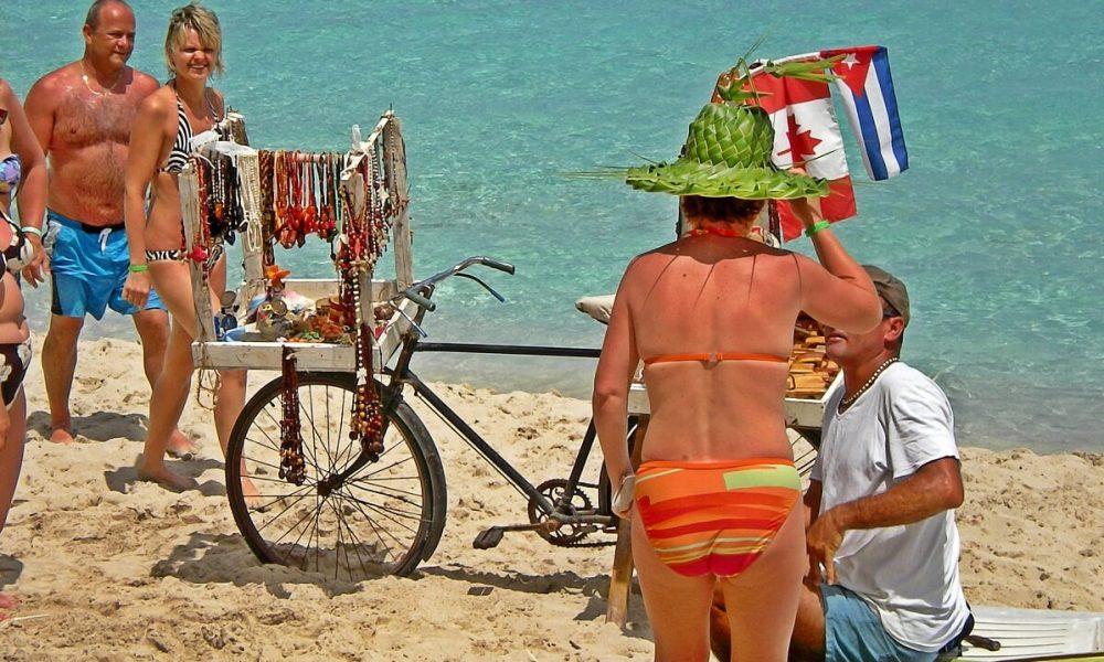 Cuba sites of interest Varadero beach bike