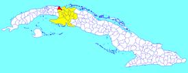 Cuba bezienswaardigheden matanzas mapa cuba