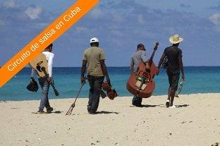 Circuito de salsa en Cuba foto principal