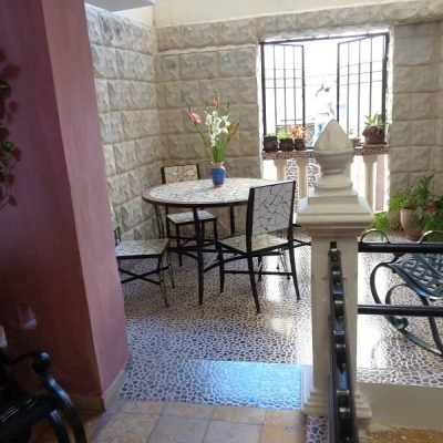 Cuba fotografie rondreis casa particular woonkamer