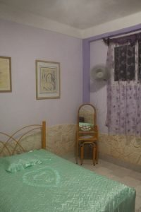 Cuba fotografie rondreis groene kamer