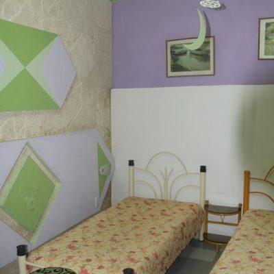 Recorrido de fotografia en Cuba habitación blanca