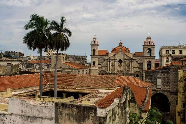Cuba fotografie rondreis Oud Havana