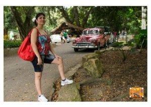 reis naar Cuba Soroa baby