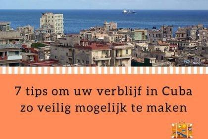Cuba veilig homepage