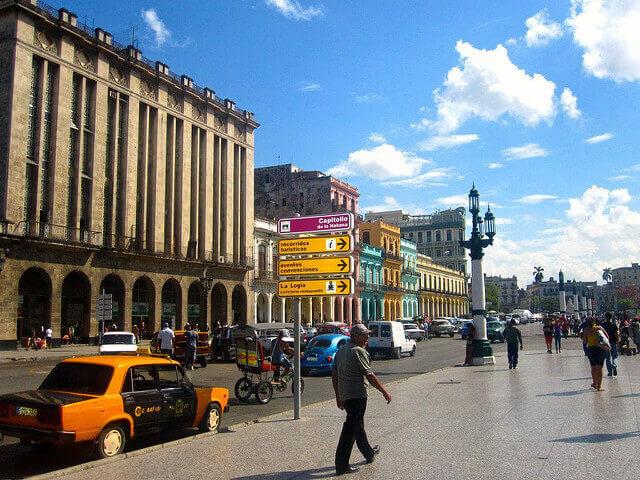 Cuba veilig Havana