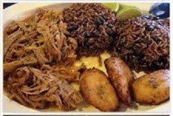 Cocina cubana ropa vieja