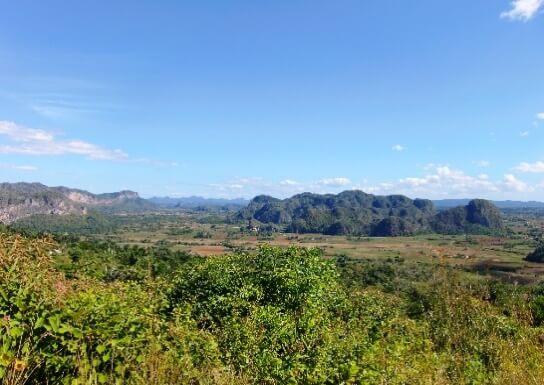 Vinales Cuba Valle el Palmarito
