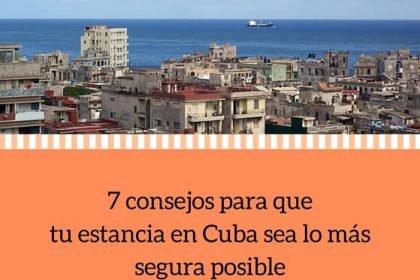 Cuba país seguro portada