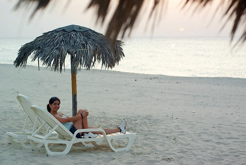 Como preparar tu viaje a Cuba Baby Varadero