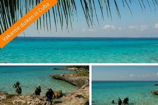 Vakantie duiken in Cuba
