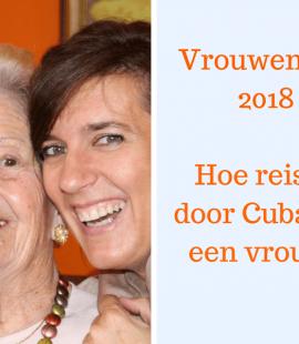 reis Cuba vrouw blog