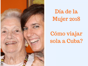 viajar sola a Cuba portada