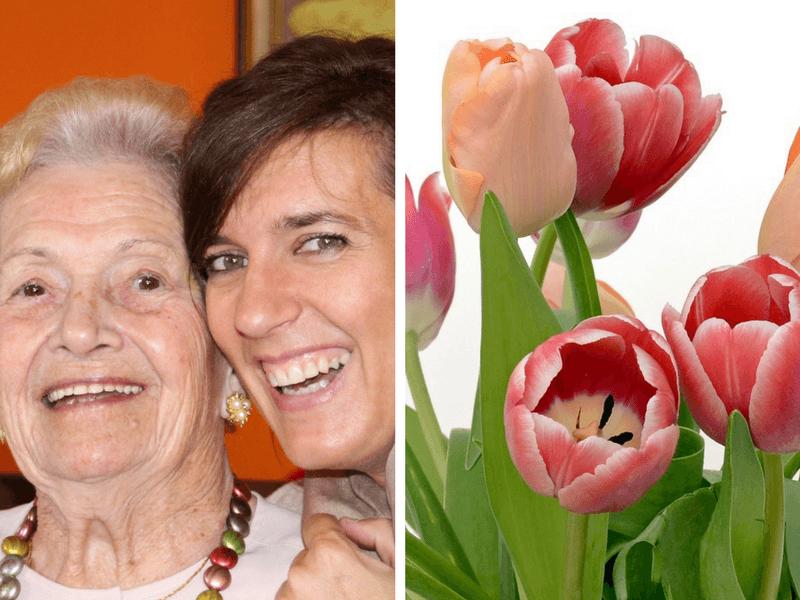 viajar a Cuba sola mujeres flores