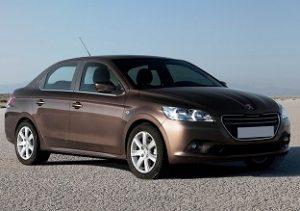 auto huren VIA-Peugeot 301
