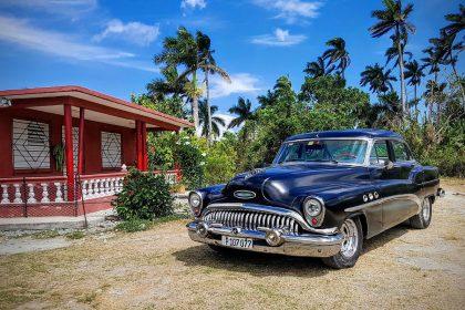 rondreizen vakanties Cuba auto casa