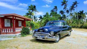 rondreizen naar Cuba op maat oldtimer huis