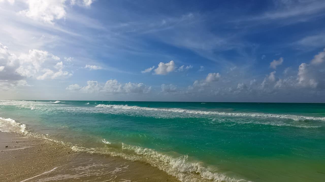 Mooiste stranden Cuba Maria Gorda