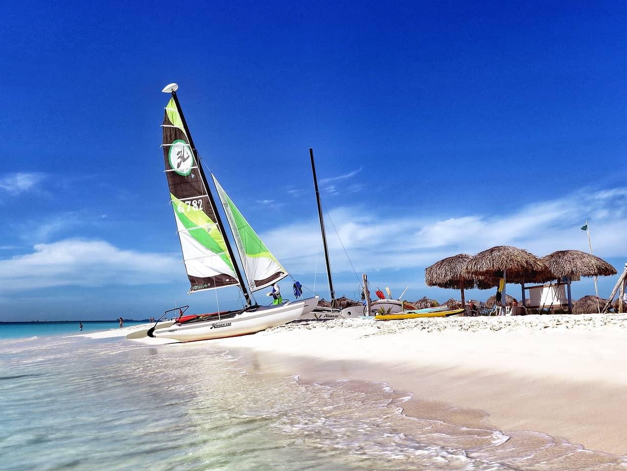 Mooiste stranden Cuba Las Brujas