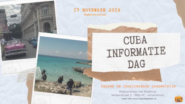 cuba infodag 2019