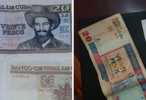 Moneda nacional - CUC Cuba
