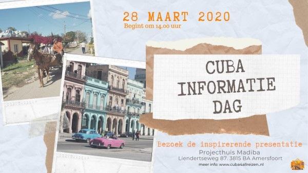 infodag cuba presentatie 2020