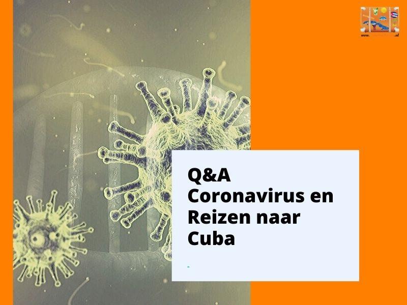 Corona Virus Reizen Cuba