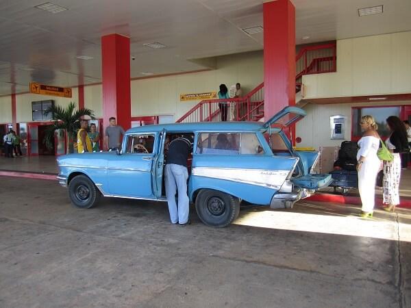 Havana luchthaven
