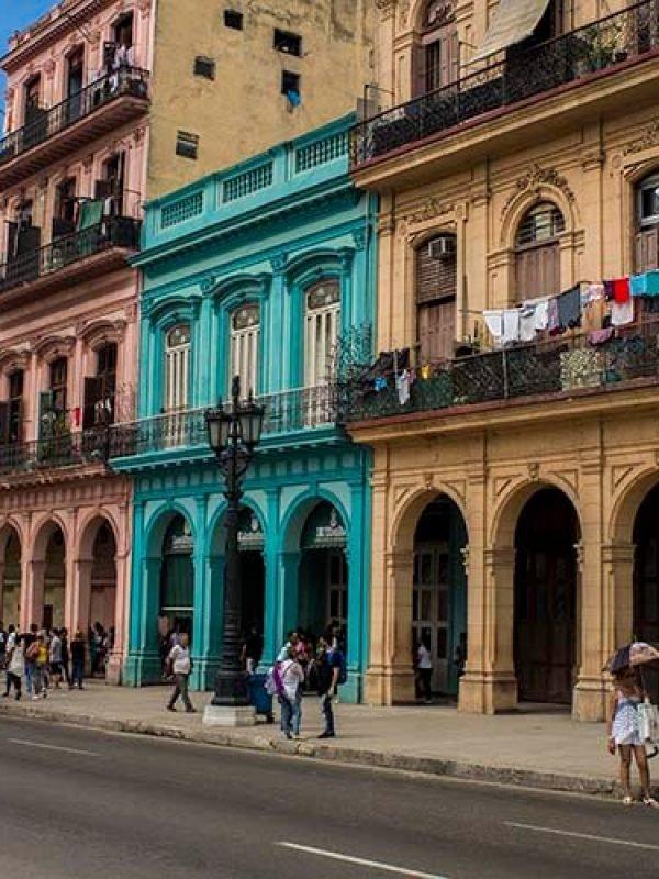 Authentieke Cuba