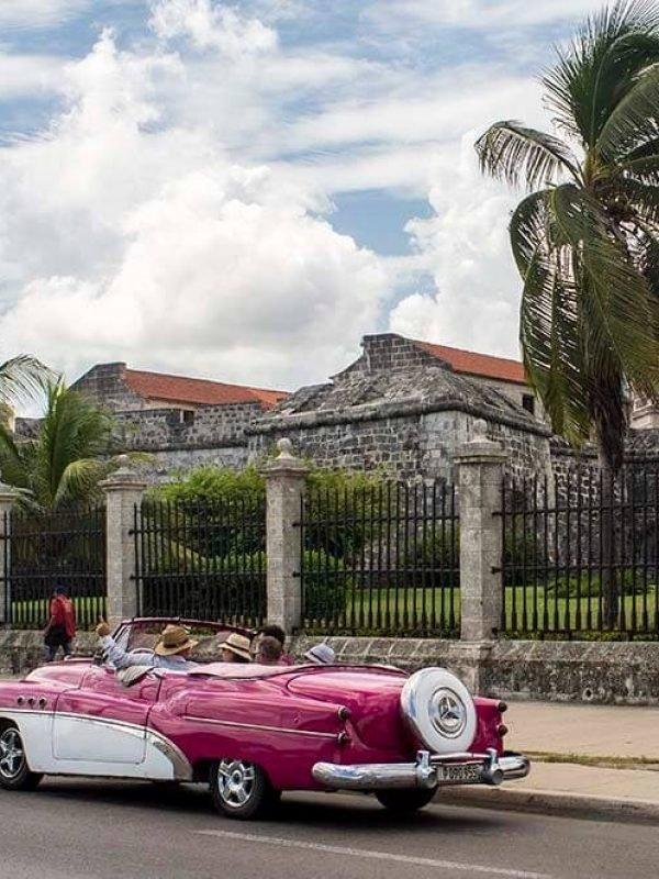 Cuba bezienswaardigheden Havana oldtimer