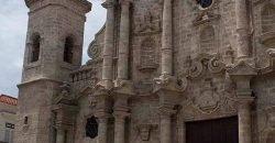 Cuba fotografie rondreis Havana Catedral