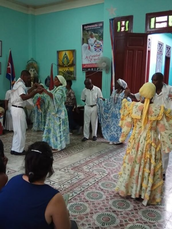 Cuba rondreis Het andere deel van Cuba Santiago folklor