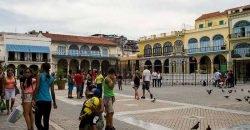 Cuba fotografie rondreis Havana Plaza Vieja