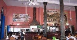 Cuba bouwstenen Speciaal Matanzas cafe