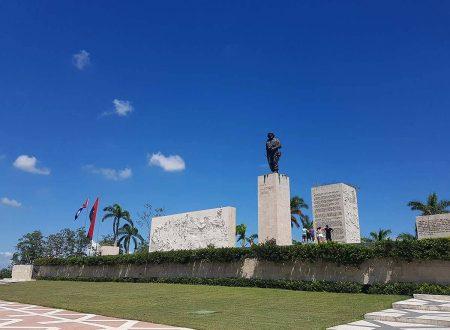 Cuba bezienswaardigheden Santa Clara Che Mausoleum