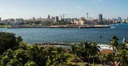 Cuba bezienswaardigheden Havana Baai