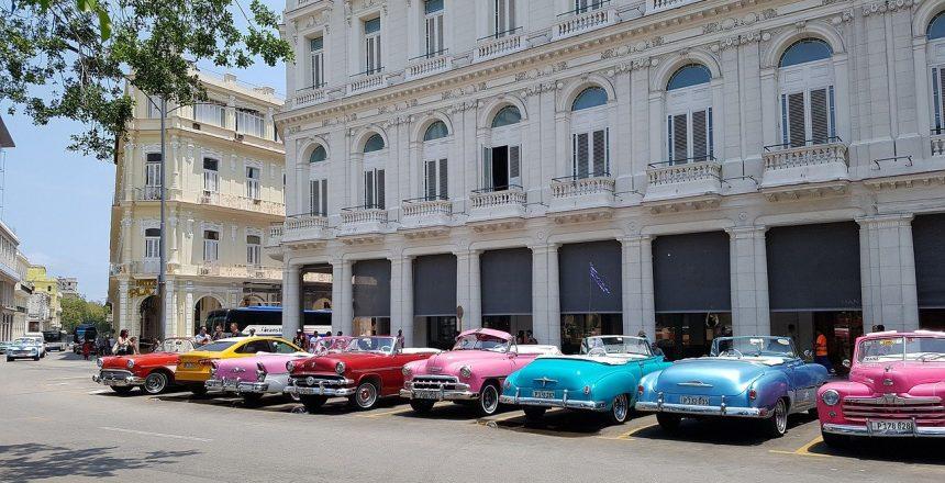 Luchthaven José Martí in Havana heropent