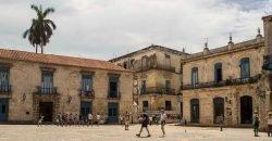 Cuba bezienswaardigheden Havana Plaza Vieja