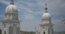 Cuba rondreis Het andere deel van Cuba Santiago de Cuba witte kerk