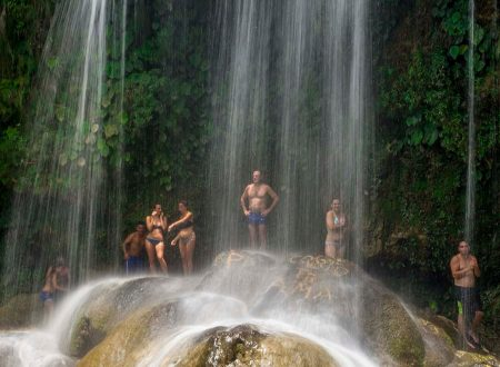 Cuba bezienswaardigheden Soroa - Las Terrazas waterval